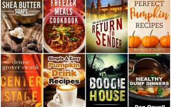 10 FREE Kindle Books for 10/2