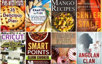 10 FREE Kindle Books for 10/9