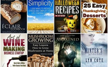 10 FREE Kindle Books for 10/10
