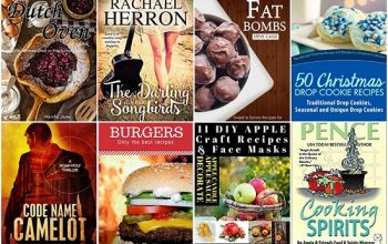 10 FREE Kindle Books for 10/11
