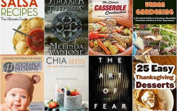 10 FREE Kindle Books for 10/12