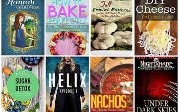 10 FREE Kindle Books for 10/13