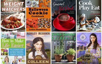 10 FREE Kindle Books for 10/19