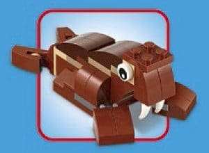 LEGO Stores: Free Walrus Model Build Event in January!