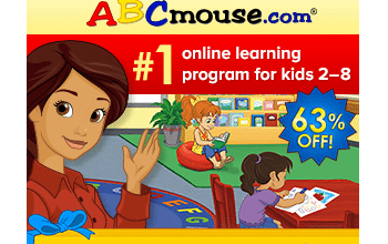 ABCmouse.com- Get 1 Year for ONLY $45 (63% off) – (Ends Today!)