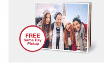Walgreens: 75% OFF Photo Books + Same Day Pickup (Great Gift Idea) (Ends 12/2)