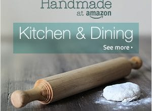 Handmade Gift Ideas at Amazon