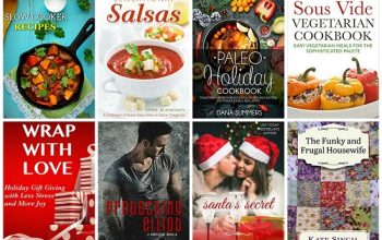 10 FREE Kindle Books for 11/21