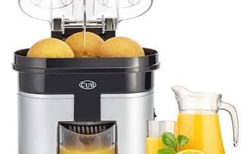Double Citrus Fruit Juicer with Pulp Separator Only $24.69 Shipped! (reg $109.99)