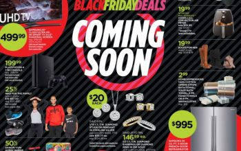 JCPenney Black Friday Deals 2017