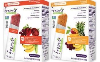 FREE Sample Opportunity: Froozer Frozen Fruit Snacks