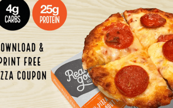 FREE Real Good Foods Pizza Product (coupon)