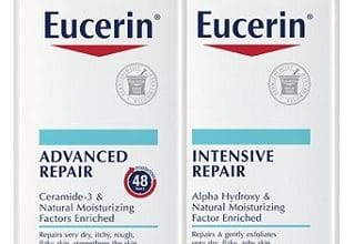 FREE Full Size Eucerin Product at Noon