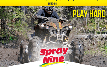 Spray Nine Win a Year Supply Instant Win Game (ends 11/21)
