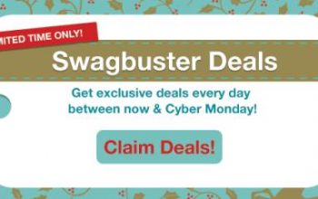 Swagbuster Deals – Get Exclusive Deals Every Day through Cyber Monday