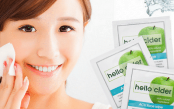 FREE Hello Cider Facial Wipes Sample