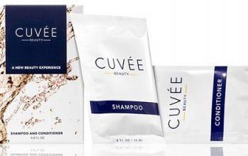 FREE Cuvee Hair Care Samples