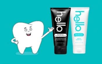 FREE Sample of Hello Toothpaste