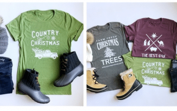 Holiday Tee | Free Shipping – Was $29.99 – Now $16.99
