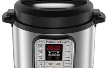 Instant Pot Duo Mini 3 Qt 7-in-1 Multi-Use Programmable Pressure Cooker only $49!