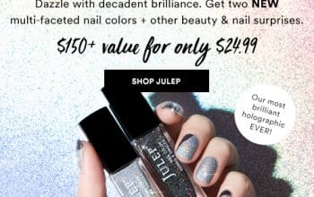 Julep: November Mystery Box Offer – $150+ value only $24.99