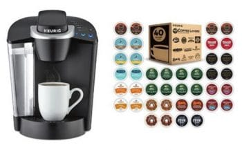Amazon: Keurig K55 Brewer + 40ct Variety Pack of K-Cups only $59.99!