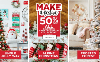 Michaels: Our Biggest Black Friday Sale Ever! Up to 70% Off Thursday & Friday Doorbusters