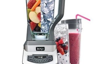 Amazon: Ninja Professional Blender with Nutri Ninja Cups only $69.98!