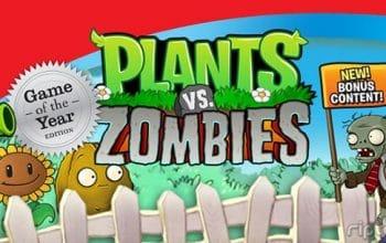 FREE Plants vs. Zombies PC Game!