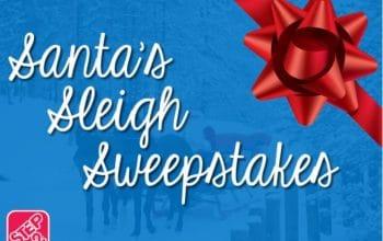 Step2 Santa's Sleigh Sweepstakes (Ends 11/30)