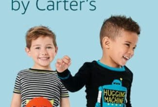 Amazon: Up to 40% off Simple Joys by Carter's