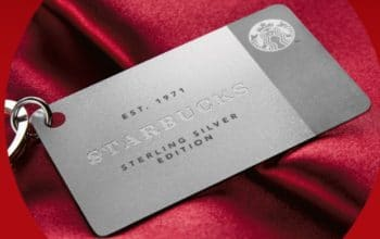 Starbucks® Share the Cheer Sweepstakes (Ends 12/31)