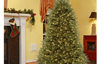 Michael's: Save up to $200 off + Free Shipping on 6ft and Taller Christmas Trees!