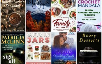 10 FREE Kindle Books for 11/16
