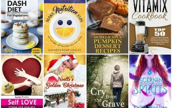 10 FREE Kindle Books for 11/17