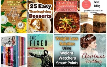 10 FREE Kindle Books for 11/20
