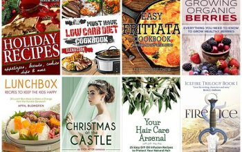 10 FREE Kindle Books for 11/28