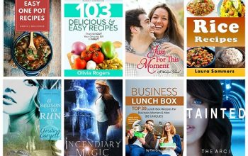 10 FREE Kindle Books for 11/29