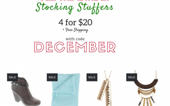 Cents of Style: Stocking Stuffers, for 4 for $20 (just $5 each) + FREE SHIPPING (Ends 12/9)