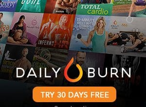 Get One FREE Month of DailyBurn!