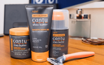 FREE Cantu Shea Butter Men's Collection Sample