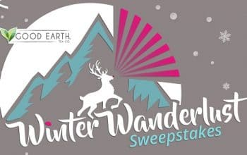 Good Earth Teas Winter Wanderlust Sweepstakes & Instant Win (ends 12/22)