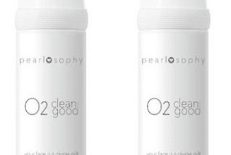 FREE Pearlosophy O2 Oxygen Super Cleanser Sample