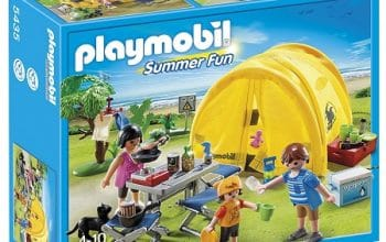 Playmobil Family Camping Trip Set Only $11.99! (reg $17.99)