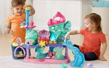 VTech Go! Go! Shimmering Seashell Castle Only $18.17! (reg $39.99)