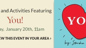 FREE Storytime & Activities at Barnes & Noble on January 20th!