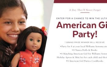 Ultimate American Girl Party Sweepstakes (Ends 12/15)