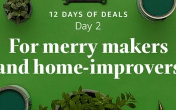 """Amazon 12 Days of Deals Day 2: """"For Merry Makers and Home-Improvers!"""""""
