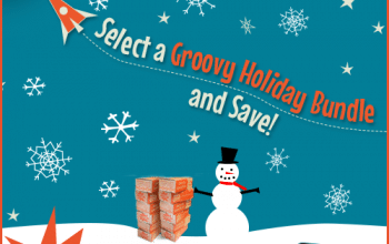 Groovy Lab in Box – Perfect Gift Idea for Kids (order by 12/17 for Holiday Delivery)