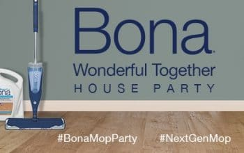 House Party: Possible FREE Bona Premium Spray Mops + More!
